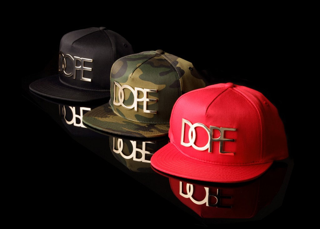 Dope Couture 24k Snapback