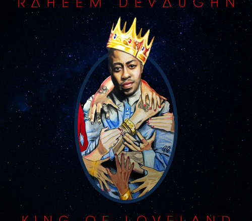 Raheem DeVaughn: XXX ft. Chaz French