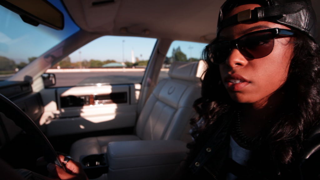 Jayy Starr Interview car