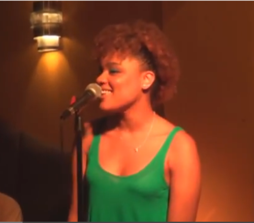 Levina Lye: Fade Away (Live at The Path Cafe NYC)