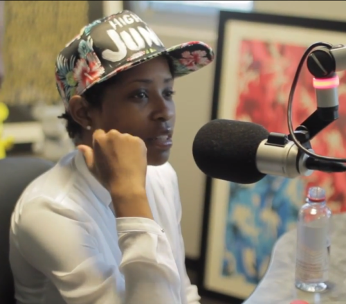 Dej Loaf talks