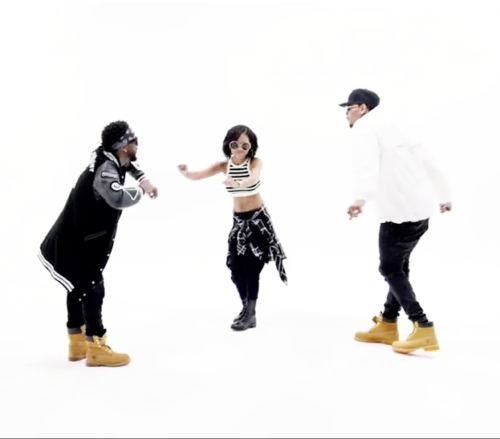 Omarion, Chris Brown, Jhene Aiko Post To Be video dance