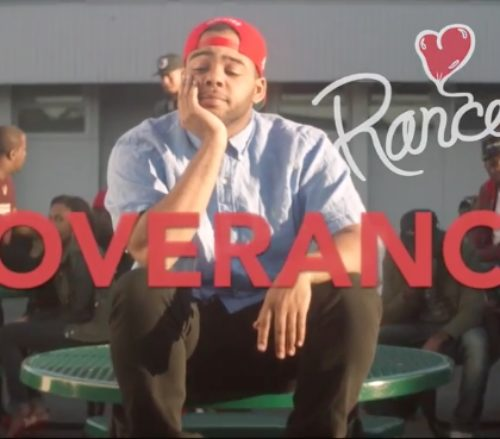 Upcoming rapper LoveRance