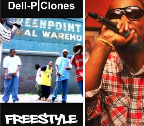 Upcoming Philly emcee Dell-P
