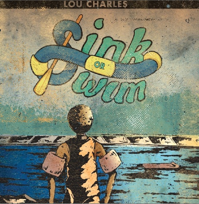 Lou CharLe$: Sink or Swim cover