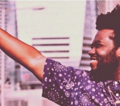 Singer/Songwriter James Fauntleroy