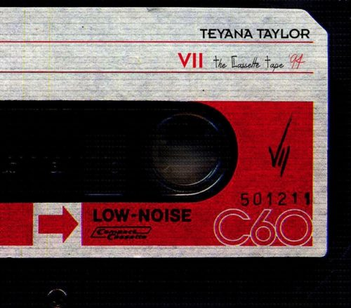 Teyana Taylor: The Cassette Tape 1994 EP cover