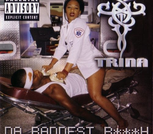 Trina: Da Baddest Bitch cover
