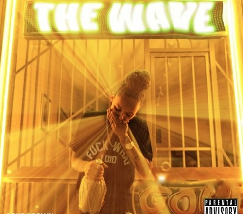 Rene Brown: The Wave EP cover