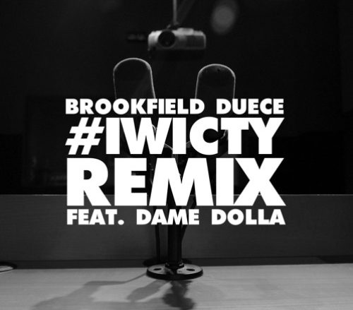 Brookfield Duece - I Wish I Could Tell You (Remix) ft. Dame DOLLA cover