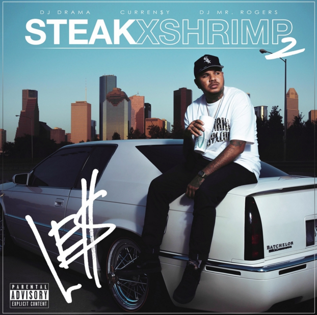 Le$ - Steak x Shrimp 2 cover
