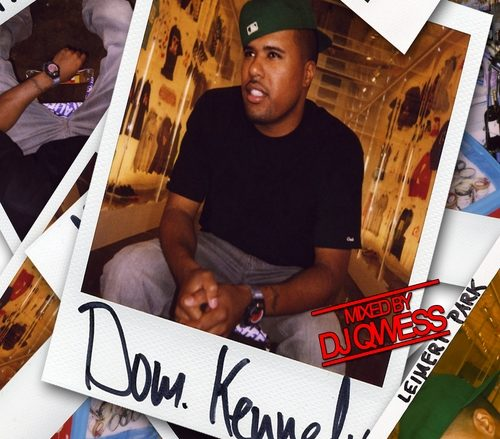 Dom Kennedy 25th Hour Mixtape cover