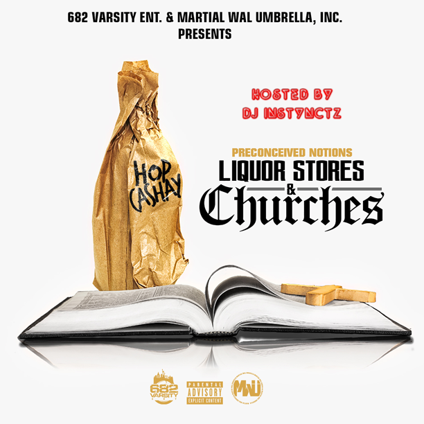 "@HopCashay ""Liquor Stores and Churches"" hosted by @instymatik"
