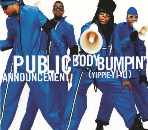 Public Announcement - Body Bumpin' (Yippie-Yi-Yo) single cover