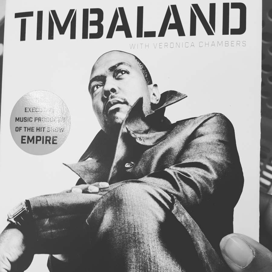 Timbaland: Emperor of Sound cover