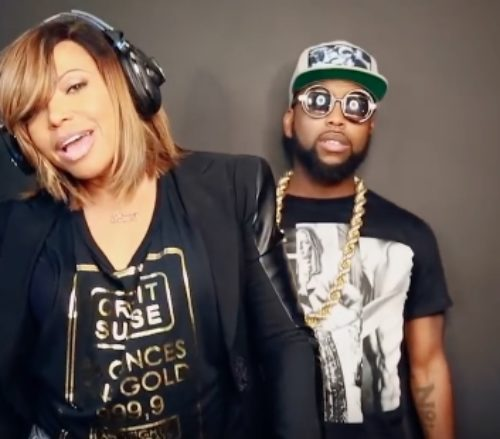 Tisha Campbell Martin Flexes Her Flow with