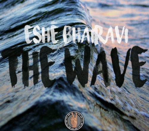 Eshé Bhairavi: The Wave single cover art