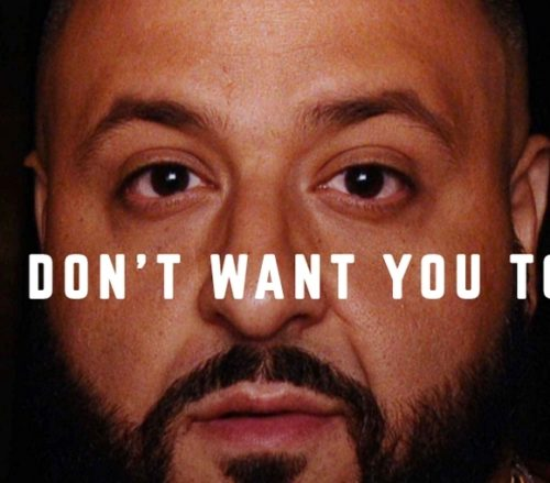 DJ Khaled keys to success
