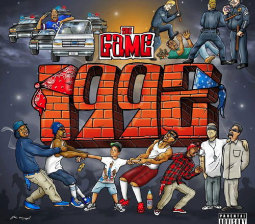 The Game: 1992 album cover