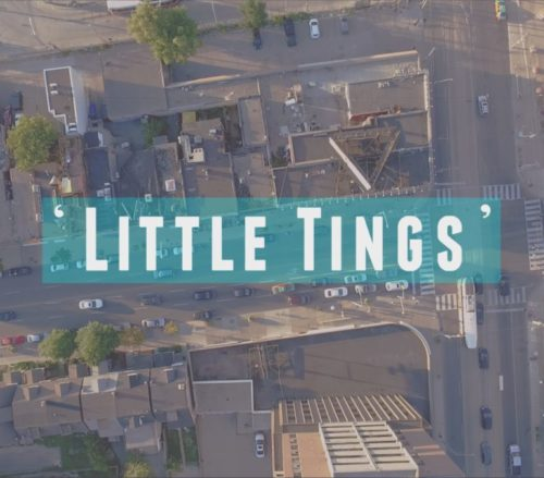 ElceeTheArtist: Little Tings YouTube music video