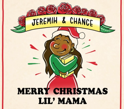 Chance the Rapper x Jeremiah: 'Merry Christmas Lil' Mama' Soundcloud cover