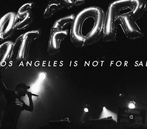 Dom Kennedy - Los Angeles is not for Sale Listening Party