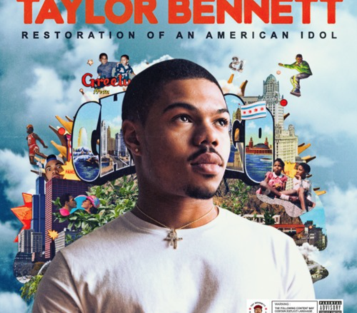 Taylor Bennett Restoration Of An American Idol Soundcloud album cover