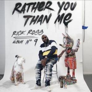 Rick Ross' artistic photoshoot for 9th studio album